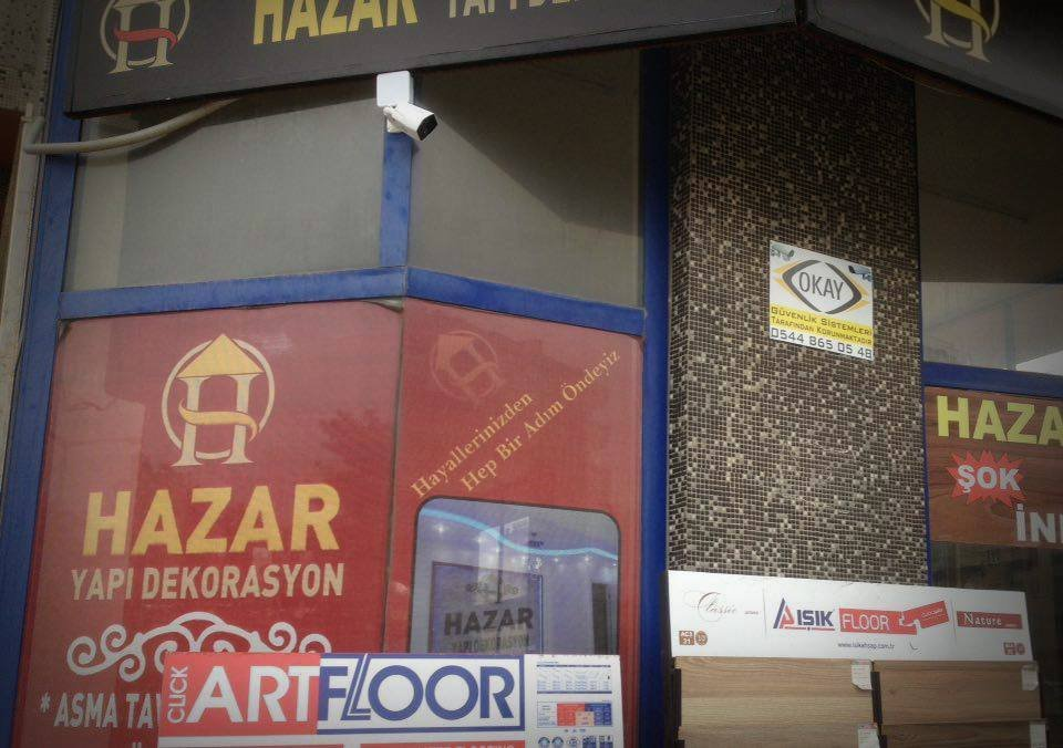 hazar-parke